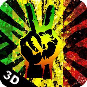 wallpaper 3d reggae reggae peace 3d live wallpaper android apps on google play