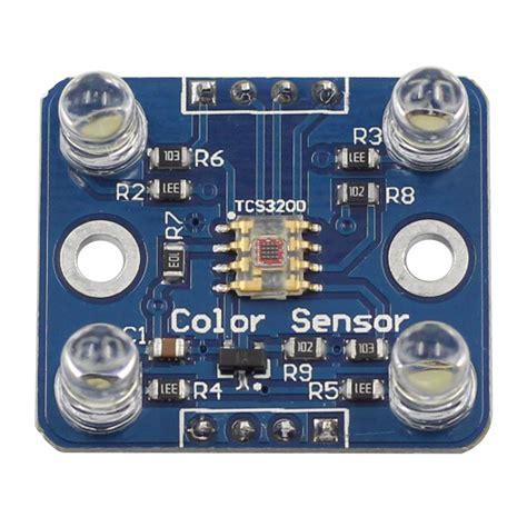 arduino color sensor color sensor module
