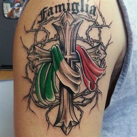 italian tattoos for men 121 best images about tattoos on flag tattoos