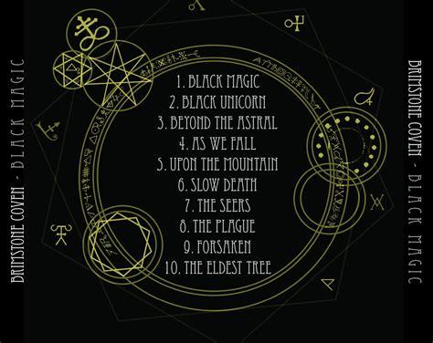 The Black Mage Rock black magic brimstone coven