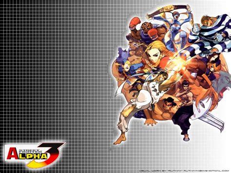 street fighter alpha  wallpaper gallery