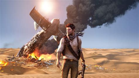uncharted 3 hd wallpaper 1920x1080 uncharted 3 drake s deception wallpaper 386462