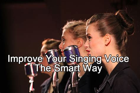 improve your singing voice copy singing community