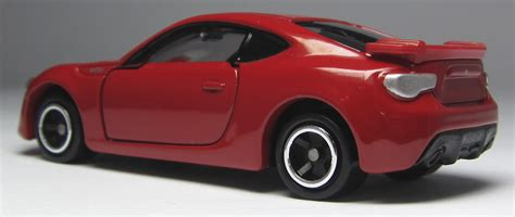 Tomica No 86 Toyota 86 Spesial Colour car lamley lamley model of the day tomica toyota 86 in and quot special color