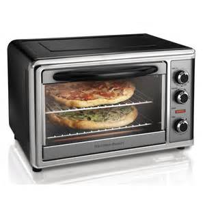 Commercial Toaster Oven Reviews Shop Hamilton Beach 6 Slice Convection Toaster Oven With