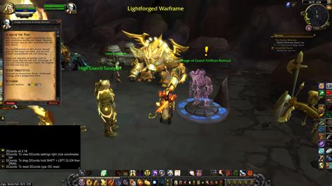 Patchwork Wow - scars of the past patch 7 3 blizzplanet warcraft