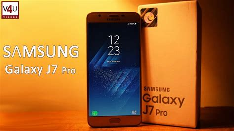 samsung galaxy j7 pro 2017 review specifications price release date features