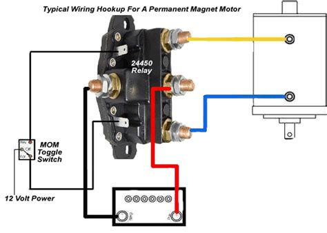 reversing solenoid wiring diagram 4 wire relay wiring diagram mifinder co