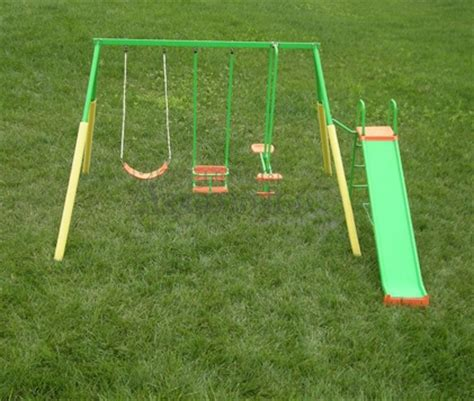 action swing set with slide playground accessories buy online all your play