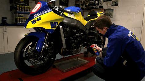 lubricar cadena bicicleta wd40 mantenimiento de la moto c 243 mo engrasar la cadena de la