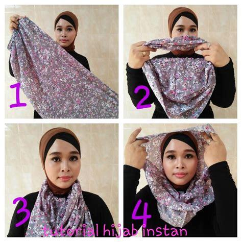tutorial jilbab pashmina kerut tutorial kerudung instan kerut leher tutorial pashmina