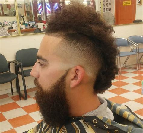 afro mohawk haircut pictures mohawk haircut 15 curly short long mohawk hairstyles