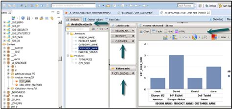 tutorialspoint hana sap hana analytic view