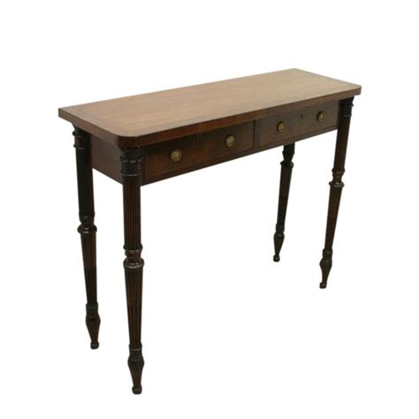 antique tables narrow antique early george iv mahogany narrow table