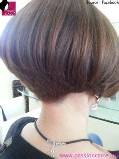 define wedge cut bob very short graduated bob stacked short bob from back by