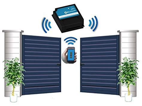 Open Garage Door With Phone Smart Phone Kit Wireless Bluetooth Receiver For Gate Opener Import It All