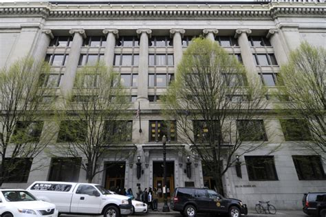 Multnomah Court Records Multnomah County Courthouse Deteriorating Needs Upgrade