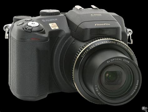 fujifilm finepix s7000 zoom review: digital photography review