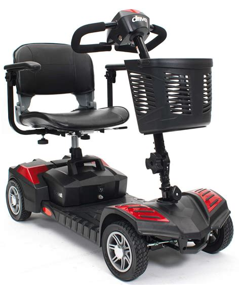 Drive Scooter 1 drive scout mobility scooter heavy duty battery