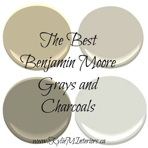 the 9 best benjamin paint colors grays including undertones benjamin paint