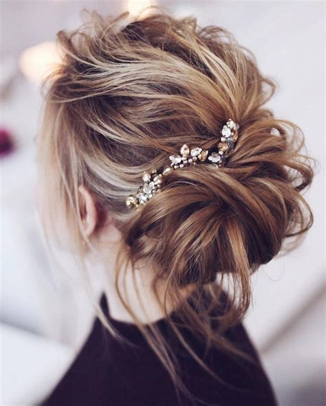 pintrest messy ypdos beautiful messy bridal hair updos messy bridal hair