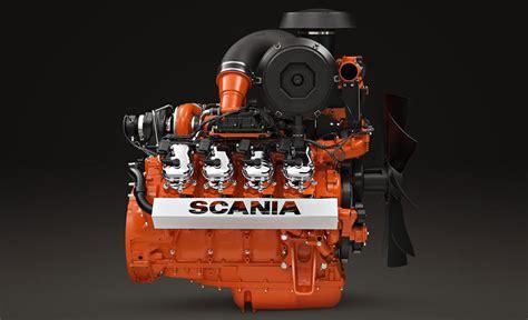 nuevo motor scania v8 a gas para generaci 243 n 16 valvulas