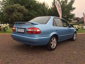 Toyota Gauteng Used Toyota Corolla Rxi For Sale In Gauteng Cars Co Za