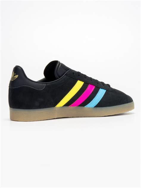 Adidas Stripe beliebten 2017 adidas gazelle quot color stripe quot pack schwarz