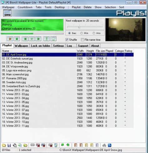 Download Bionix Background Wallpaper Changer
