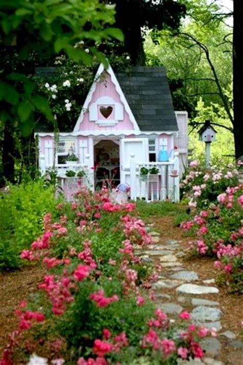 creating beautiful playhouse gardens kidspace stuff