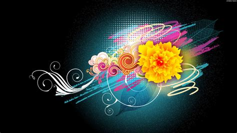 flower vector designs p wallpapers hd wallpapers
