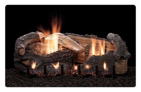 make gas log fireplace smell like wood fireplaces
