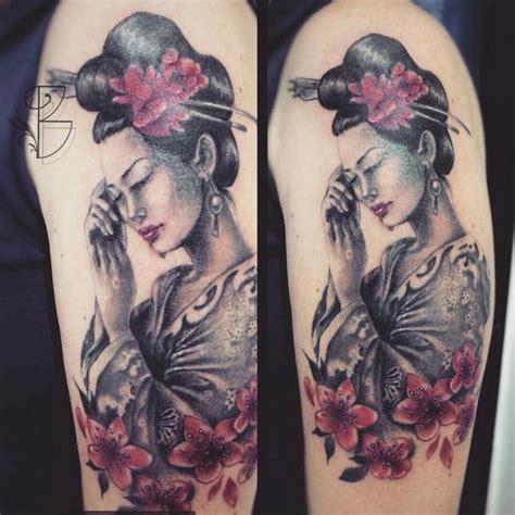 tattoo geisha di kaki 105 melhores imagens de gueixa tattoo no pinterest
