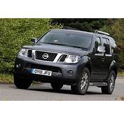 Nissan Pathfinder  Pictures Auto Express