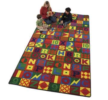 daycare rugs for sale abc alphabet squares classroom carpets daycare