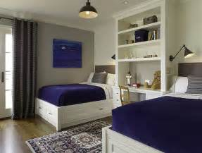built in desk bedroom how to make the most of small bedroom spaces home bunch
