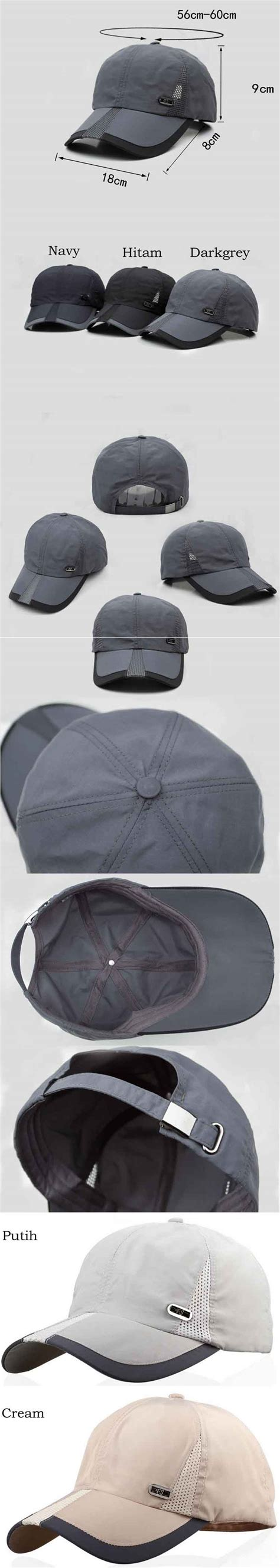 Topi Cowok Import By Manmania by Jual Topi Pria Casual