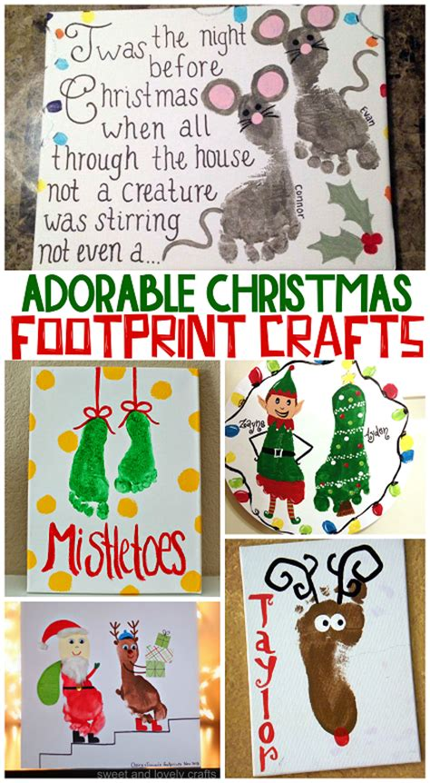 crafts to make for adorable footprint crafts for crafty morning