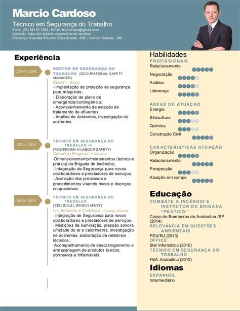 Modelo Curriculum Argentina 2017 Novo Curr 237 Culo 2017