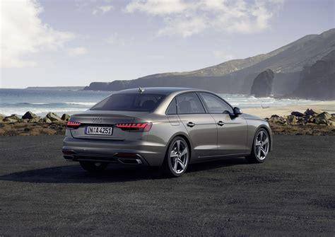 2020 Audi A4 by 2020 Audi A4 Lineup Fresh New Mild Hybrid System