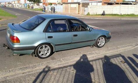 Cape Town Toyota Archive Toyota Corolla Rsi Cape Town Co Za