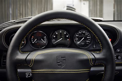 Porsche Remake by Project Gold Porsche Remakes One 993 Turbo Total 911