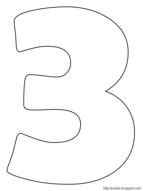 numeros para decorar yolitas decoraciones los numeros para colorear y recortar