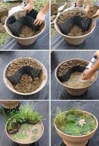 mini jardin aquatique les petites gourmandises de elodie