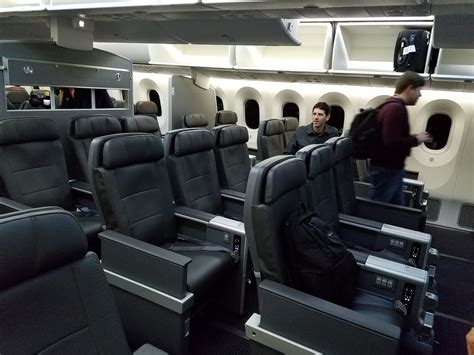 pictures of premium economy seats on airways an inside look at american airlines brand new premium