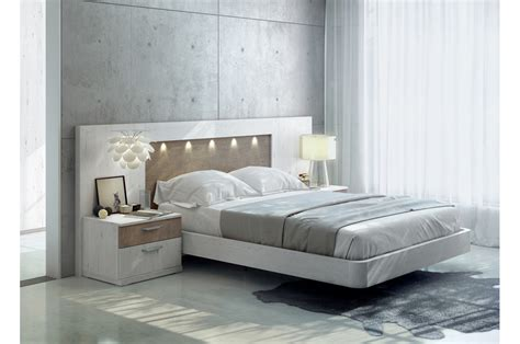 Modele De Chambre Design by Lit De Chambre Design Chevets T 234 Te De Lit Led Novomeuble
