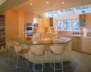 odd shaped kitchen islands odd shaped island kitchen design ideas remodels amp photos