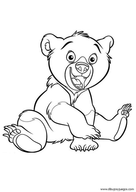 imagenes para pintar oso dibujos de tierra de osos imagui