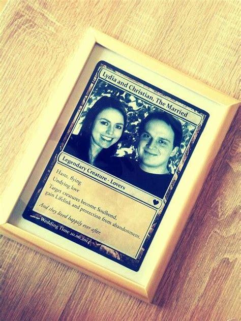 Magic The Gathering Gift Card - magic the gathering wedding gift wedding gifts pinterest