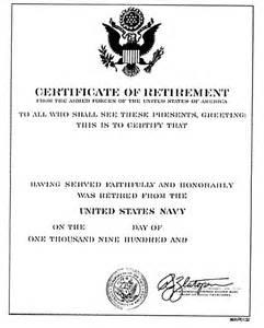Certification Letter For Retirement Military Retirement Appreciation Letter Submited Images